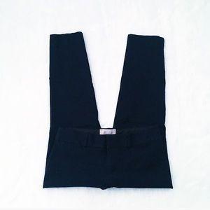Like New Banana Republic Navy Blue Sloan Fit Pants